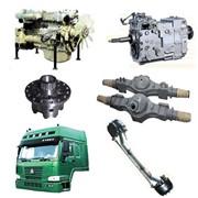 Автозапчасти для грузовых автомобилей фото
