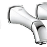 Смеситель для раковины на три отверстия, DN 15 S-Size 20414000 фото
