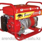 Аренда генератор электростанция Вепрь АБП10-230 ВХ-БСГ (бенз) фото