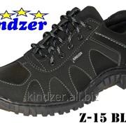 Кроссовки мужские Kindzer Z-15 Black фото