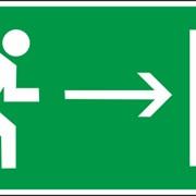 Знак эвакуационный И05 фото