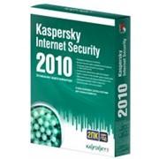 Kaspersky Internet Security 2010 Russian Ed. фото