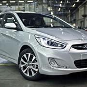 Ветровики автомобильные Hyundai Solaris Хэтчбек фото