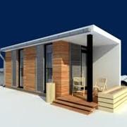 Модульные домики фото