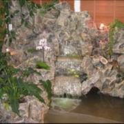 Водопады домашние фото