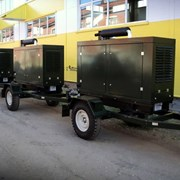 Услуги и аренда дизельного генератора в Новосибирс фото
