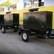 Услуги и аренда дизельного генератора в Москве фото