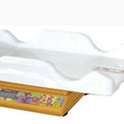 """Весы электронные настольные для новорожденных детей до полутора лет ВЭНд-01-15-С """"Малыш"""" с механическим ростомером фото"""