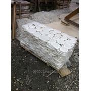 Плита мраморная галтованная (марка 100-150) фото