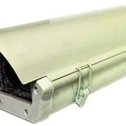 Уличная видеокамера в термокожухе с подогревом KDM-6229H фото