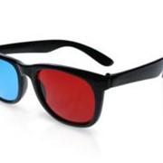 3D стерео-очки фото