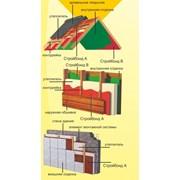 Ветро-влаго-паропроницаемая мембрана Стройбонд А фото