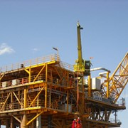 Обустройство нефтегазовых месторождений фото