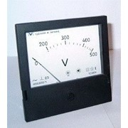 Вольтметр переменного напряжения ЭВ0302/1 фото
