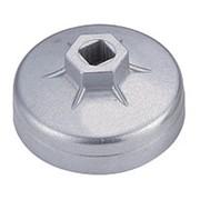Съёмник масляных фильтров, 87 мм, 16 граней, торцевой МАСТАК 103-44187 фото