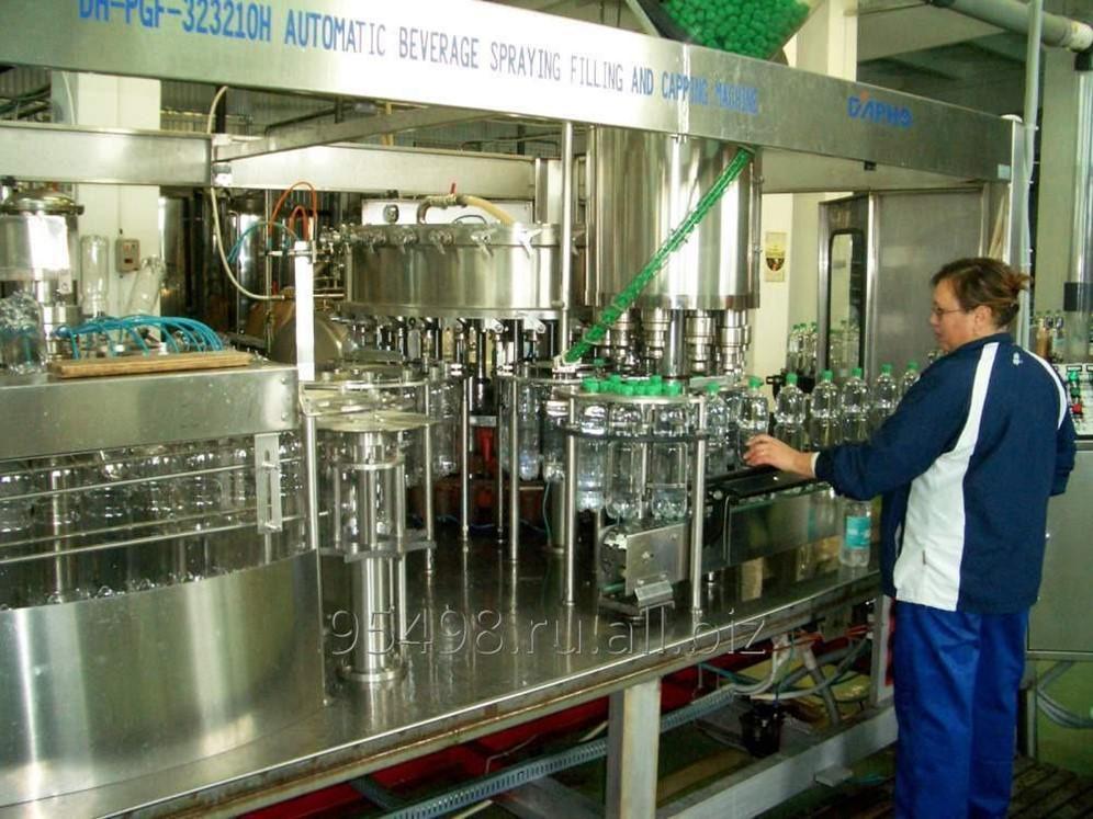 Аппараты по очистке и продаже питьевой воды в тару