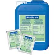 Микробак форте -для дезинфекции и очистки поверхностей и ИМН фото