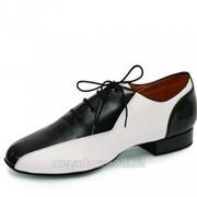 Обувь мужская для танцев стандарт модель Логан-Флекси фото