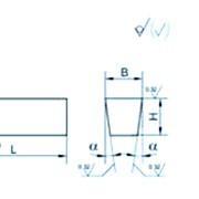 Монолитный инструмент форма Р 04 фото
