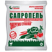 Удобрение Сапропель SAPRO Organics 10 литров фото