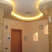Дизайн потолков и световой дизайн фото