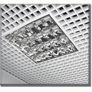 Потолки решетчатые грильято фото