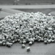 Гранулы полимерные фото