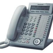 Цифровой системный телефон Panasonic KX-DT343 фото