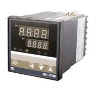 Терморегулятор XMTD-608 (REX-C700), ~85-240В, 0-999 град, 72х72мм фото
