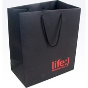 Упаковка из бумаги, пакеты и сумки бумажные, от производителя! фото