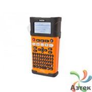 Принтер этикеток Brother PT-E300VP термо 180 dpi, LCD, блок питания, аккумулятор, кабель, граф. иконки, в кейсе, PTE300VPR1 фото