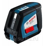 Лазерные нивелиры BOSCH GLL 2-50 Professional + Универсальный держатель BM 1 Professional (0 601 015 A00) фото