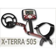Металлодетектор X-TERRA 505