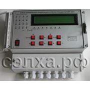 Блок управления, индикации и регистрации БУИР-301-16-ВЦ фото