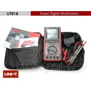 UNI-T UT81B Персональный осциллограф-мультиметр одноканальный, полоса 8МГц фото