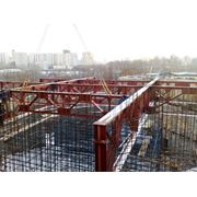 Монтаж металлоконструкций строительных фото