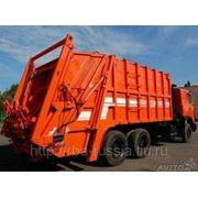 Мусоровоз МКЗ-4701-01 на шасси КамАЗ-65115 фото