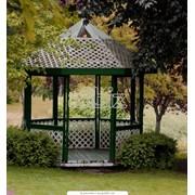 Павильоны садовые фото