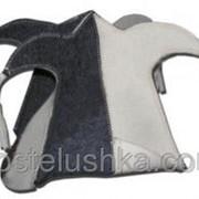 Шапка для сауны АРЛЕКИН комбинированный войлок фото