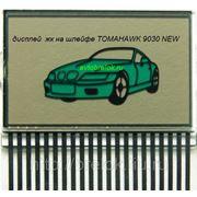 ЖК дисплей для брелка Tomahawk TW 9030 NEW с цельнолитой антенной фото