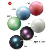 Мяч M-207AU, 18,5 см, 400 г фото