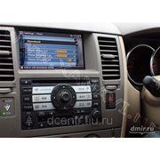 Снятие блокировки видеовхода монитора (Nissan, Infiniti) фото
