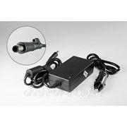 Автоадаптер для ноутбука DELL Latitude, Inspiron, Precision, XPS, PA-10 (7.4x5.0mm с иглой) 90W/19.5V/4.62A фото