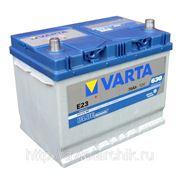 Аккумулятор Varta 70 Ah asia обратная фото