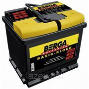 Аккумулятор BERGA BB-T4 BASIC BLOCK 19.5/17.9 евро 41Ah 360A 207/175/175\ фото
