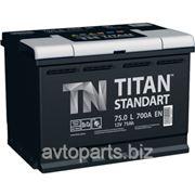 Аккумулятор 75Ач Titan ST Евро полярность фото