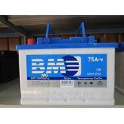 """Аккумуляторная батарея """"BМ"""" 75 Ah фото"""