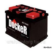 Аккумуляторы Doker. Ёмкость от 55 А/ч до 190 А/ч фото