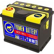 Аккумулятор Tyumen Battery 6СТ-55Ач Росс. полярность фото