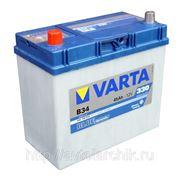 Аккумулятор Varta 45 Ah asia прямая яп. кл. фото